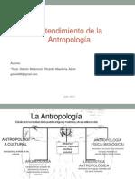 Esquema de Entendimiento de La Antropologia