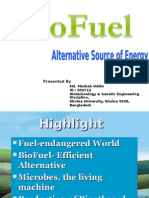 Fuel-endangared World