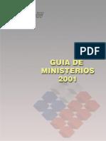 Guia de Ministerios