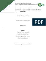 Enzima - Proyecto- Xilosa Isomerasa