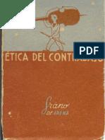 Orio Vergani.etica Del Contrabajo