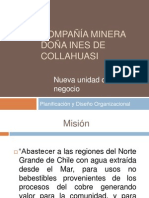 Compañía Minera Doña Ines de Collahuasi