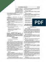 d s 038 2011 Pcm-proteccion Al Denunciante