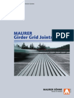 MAURER Girder Grid Joints