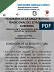 Panorama de La Arquitectura Tradicional de Gro_2014