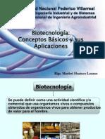 Clase Magistral Biotecnologia