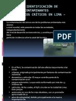 Modelo de Identificación de Factores Contaminantes