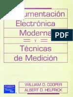 Instrumentación Electrónica Moderna Y Técnicas de Medición