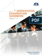 CFP Exam Handbook en 2013Feb