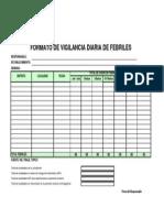 Ficha Epidemiologia Febriles