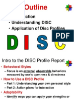 DISC - Overview