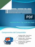 1 Sistema Computacional