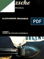 Alexander Nehamas