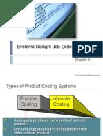 Costing System