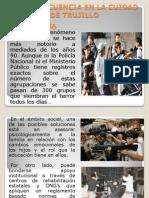 La Delincuancia en Trujillo
