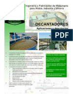 Catalogo Decantadores