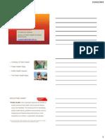 Public Health Lecture (Intro) April 2014 - 3 Slides Per Page