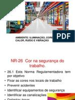 Nr 26 - Norma Regulamentadora 26 Cor