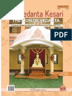 the Vedanta Kesari November 2013