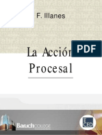accion procesal