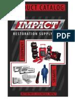 Impact Restoration Supply 2014 Digital Catalog