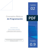 Capitulo_2 Conceptos Basicos de Programación