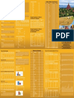 Myanmar Tourism Statistics 2012