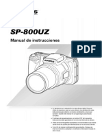 SP-800UZ Manual de Instrucciones ES