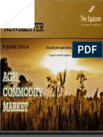 Agri-Market-Analysis-By-Theequicom-For-Today-09-June-2014