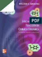 Mecanismos de Reacción Quimica Organica (Contiene Sobre Resonancia)