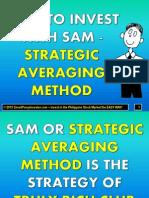 How to Invest With SAM - Strategic Averaging Method