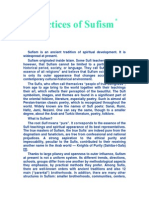 Practices of Sufism