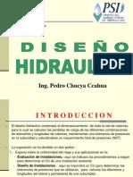 RP_Diseño Hidraulico PSI_Ing Chucya