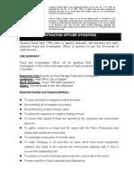 Job Advert -Tanzania Postal Bank