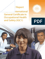 Examiners Reports IGC1 September 2013 IGC1