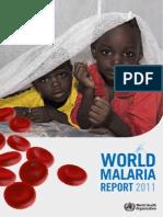 World Malaria Report 2011
