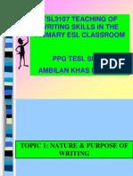 Tsl3107-1-Nature & Purpose of Writing