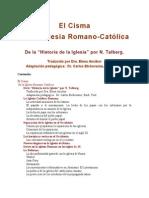 Cisma Iglesia Romana Talberg