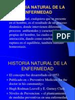 3.- Historia Natural de La Enf. CLASE de MED. PREV