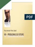 08 Problem as Do Futuro