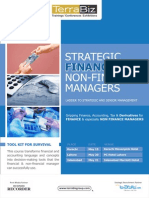 Strategic Finance for Non-Finance Managers