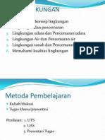 KL 1 Lingkungan Udara