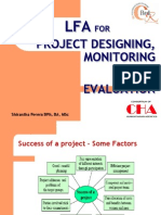 Project Designing & Monitoring