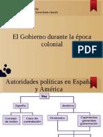 Gobierno y Economía Colonial.ism