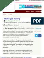 La Energia Eólica en Venezuela