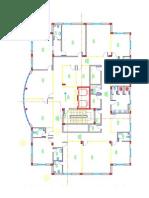 3-01-A-03 Second Floor Plan Second Flr