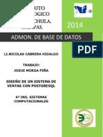 Base de Datos en Postgresql 2345