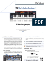 JunoG Manual