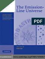 The Emission Line Universe