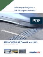 MAGEBA Tensa Modular Joints